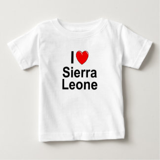 Sierra Leone Baby T-Shirt