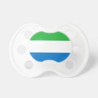 Sierra Leone Flag Dummy