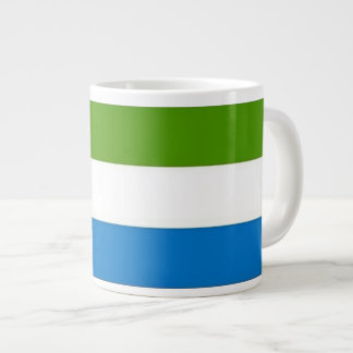 Sierra Leone Large Coffee Mug
