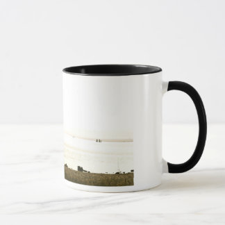 Sierra Morning Lake Mug