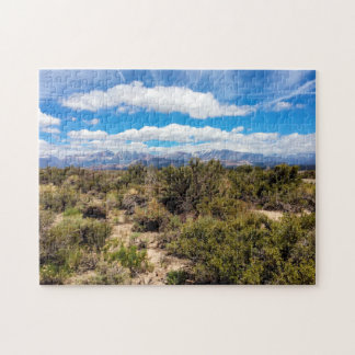 Sierra Nevada. Jigsaw Puzzle