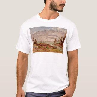 Sierra Nevada Landscape (0709A) T-Shirt