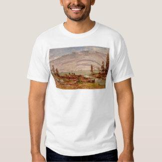 Sierra Nevada Landscape (0709A) Tshirt