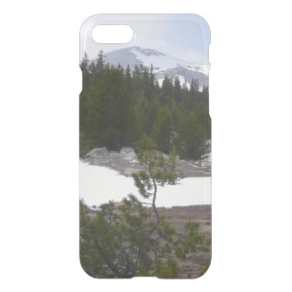 Sierra Nevada Mountains and Snow at Yosemite iPhone 8/7 Case