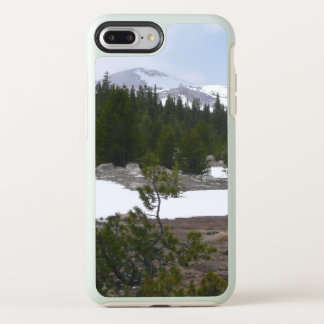 Sierra Nevada Mountains and Snow at Yosemite OtterBox Symmetry iPhone 8 Plus/7 Plus Case