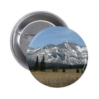 Sierra Nevada Mountains Button