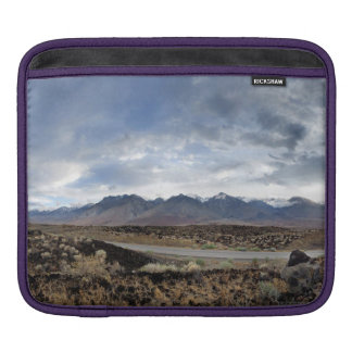 Sierra Nevada Mountains from Owens Valley iPad Sleeve