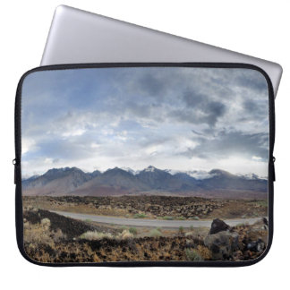 Sierra Nevada Mountains from Owens Valley Laptop Sleeve