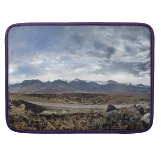 Sierra Nevada Mountains from Owens Valley Sleeve For MacBook Pro