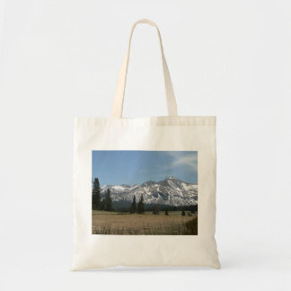Sierra Nevada Mountains I from Yosemite Tote Bag
