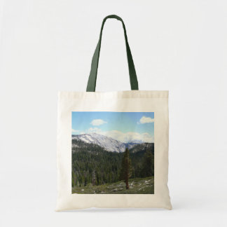 Sierra Nevada Mountains II from Yosemite Tote Bag