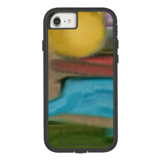 Sierra Sunrise Southwestern Abstract Art Case-Mate Tough Extreme iPhone 8/7 Case