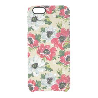 Sierra's Garden Clear iPhone 6/6S Case