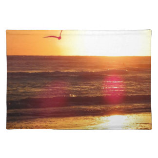 Siesta Key Beach Sunset Placemat