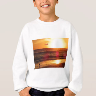 Siesta Key Beach Sunset Sweatshirt
