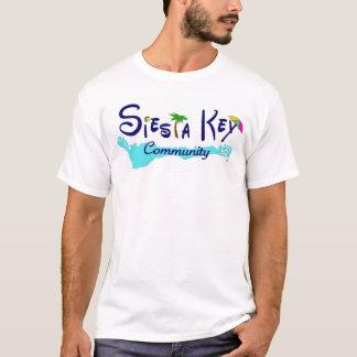 Siesta Key Community T-shirt for men