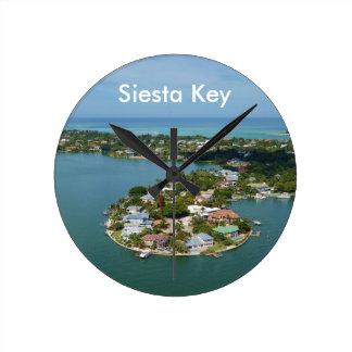 Siesta Key, Florida Wallclocks