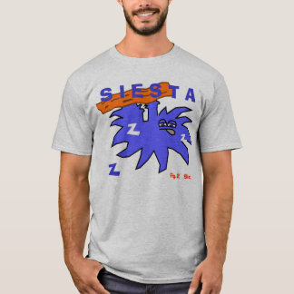 Siesta sloth T-Shirt