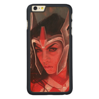 Sif After Battle Carved Maple iPhone 6 Plus Case