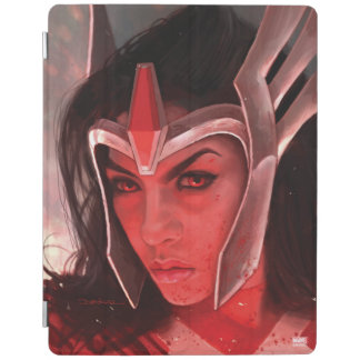 Sif After Battle iPad Cover