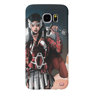 Sif In Moonlight Samsung Galaxy S6 Cases