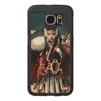 Sif In Moonlight Wood Phone Case