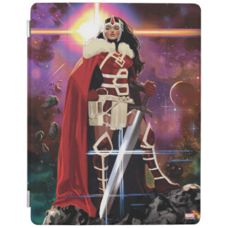 Sif On Asteroid iPad Cover