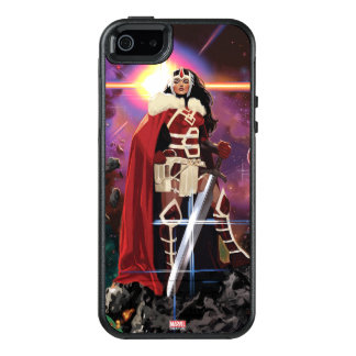 Sif On Asteroid OtterBox iPhone 5/5s/SE Case