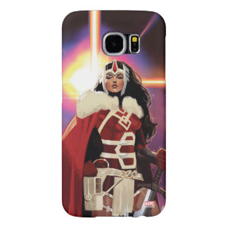 Sif On Asteroid Samsung Galaxy S6 Cases