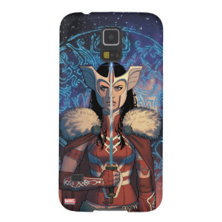 Sif With Sword Case For Galaxy S5