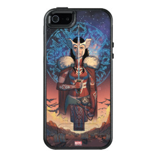 Sif With Sword OtterBox iPhone 5/5s/SE Case