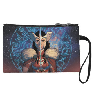 Sif With Sword Wristlet