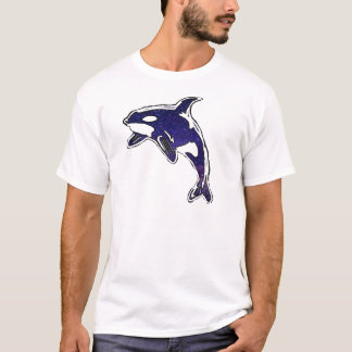 SIFI Space Killer Whale T-Shirt