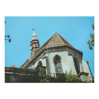 Sighisoara church invite