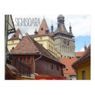 Sighisoara Postcard