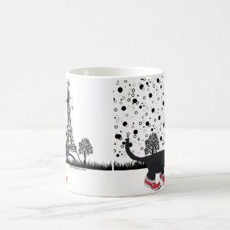 Sight-seeing in Paris Mug