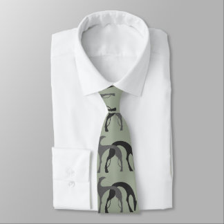 Sighthound Hound Tie