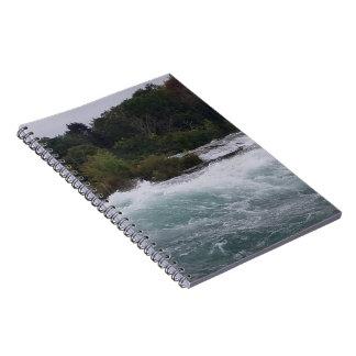 Sightseeing at Niagara Falls Notebooks