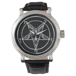 Sigil Of Baphomet Vintage Watch