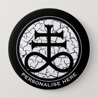 Sigil of Leviathan 10 Cm Round Badge