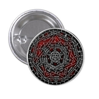 Sigillum Dei Aemeth Button