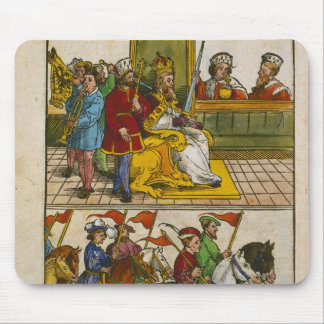 Sigismund at the Council of Constance Mouse Pad