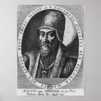 Sigismund Augustus, King of Poland Poster