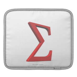 Sigma 2 sleeves for iPads