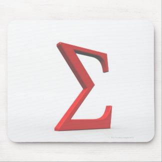 Sigma 2 mouse pad