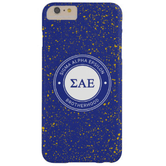 Sigma Alpha Epsilon | Badge Barely There iPhone 6 Plus Case