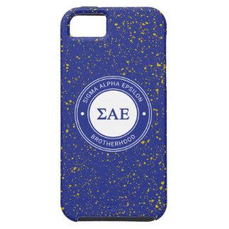 Sigma Alpha Epsilon   Badge iPhone 5 Cases