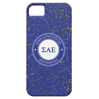 Sigma Alpha Epsilon | Badge iPhone 5 Covers