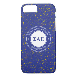 Sigma Alpha Epsilon | Badge iPhone 8/7 Case