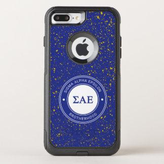 Sigma Alpha Epsilon | Badge OtterBox Commuter iPhone 8 Plus/7 Plus Case